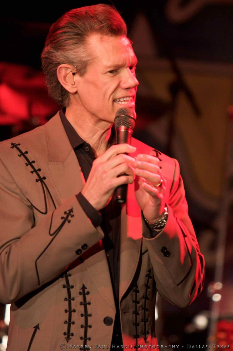 Randy Travis at Billy Bob's - March 21, 2009