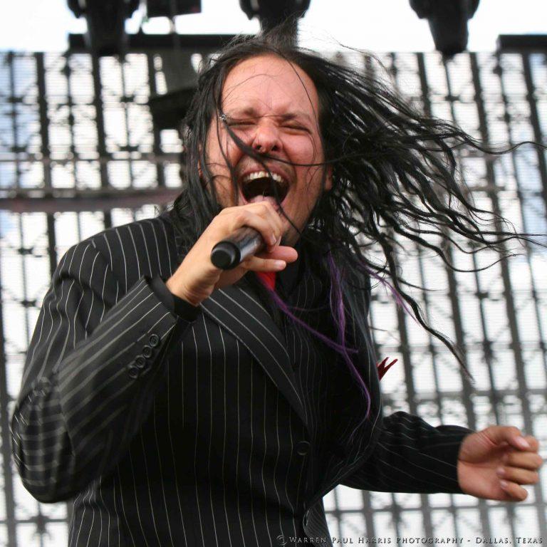 Johnathan Davis at Ozzfest 2008