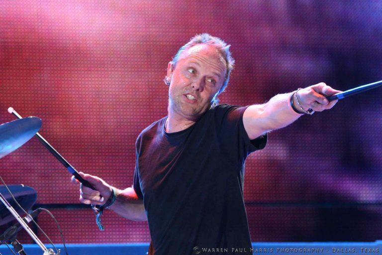 Metallica at Ozzfest 2008