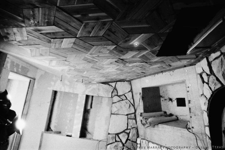 Atmosphere Parquet Ceiling